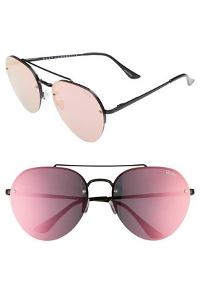 Quay Australia Somerset 65mm Aviator Sunglasses | Nordstrom
