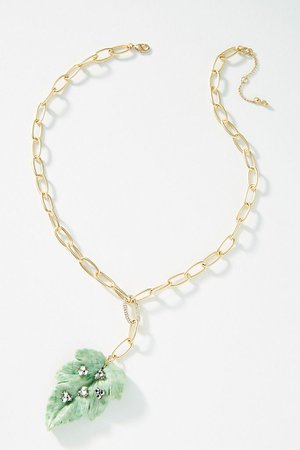 Daphne Pendant Necklace | Anthropologie