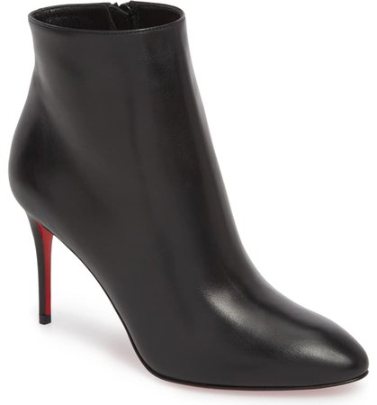 Christian Louboutin Eloise Pointed Toe Bootie (Women) | Nordstrom