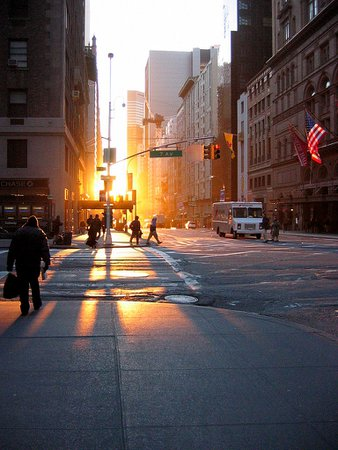 morning I'm the city