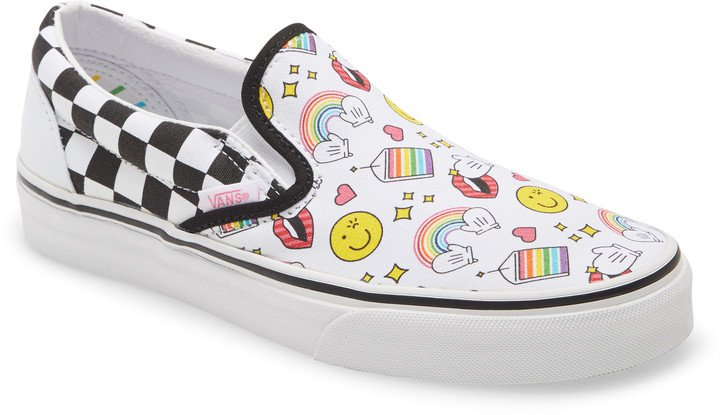 x FLOUR SHOP Classic Slip-On Sneaker