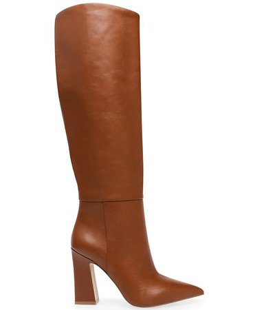 Steve Madden Women's Showbiz Stovepipe Boots & Reviews - Boots - Shoes - Macy's