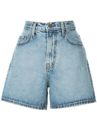 Nobody Denim Stevie high rise shorts $117 - Buy Online - Mobile Friendly, Fast Delivery, Price