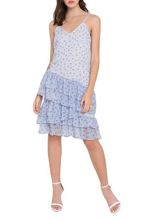 Endless Rose Ditzy Print Dress