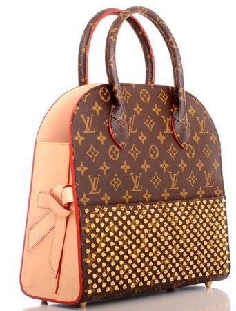 Louis Vuitton Christian Louboutin bag