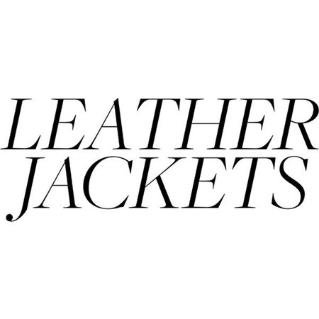 leather polyvore quote - Google Search