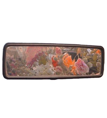 flower mirror filler