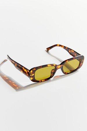 Sausalito Rectangle Sunglasses | Urban Outfitters Canada
