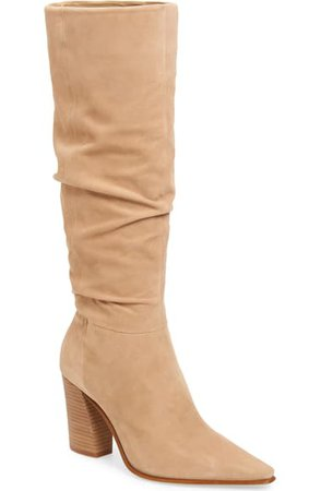 Vince Camuto Derika Leather Boot (Women) | Nordstrom