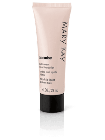 TimeWise® Matte-Wear® Liquid Foundation | Ivory 4 | Mary Kay