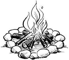 bonfire drawing - Google Search