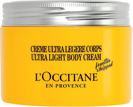 Ultra Light Body Cream