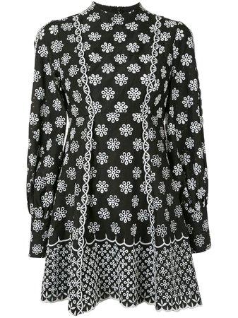Alice McCall Angels Sleeve Mini Dress - Farfetch