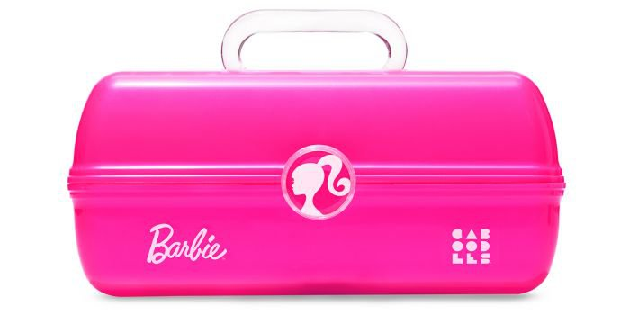 Caboodles® x Barbie™ Collection | On-The-Go Girl™ Barbie™ Iconic Pink
