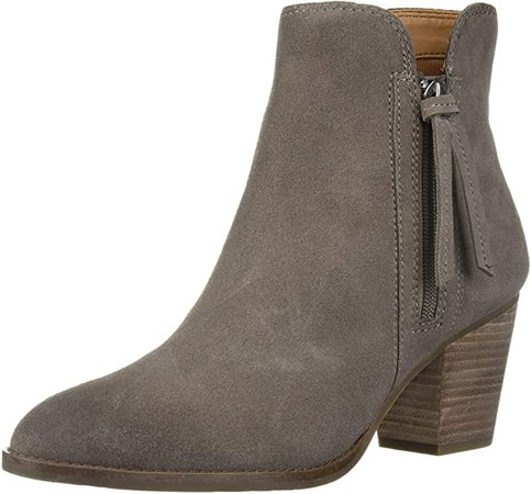 Amazon.com | Frye and Co. Women's Allister Zip Bootie Ankle Boot | Ankle & Bootie
