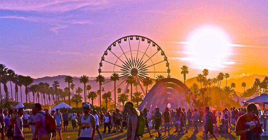 Coachella Background