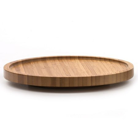 RSVP Natural Bamboo Tool Crock Turntable | Bed Bath and Beyond Canada