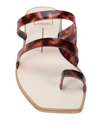 Dolce Vita Isala Sandal - Flip Flops - Women Dolce Vita Flip Flops online on YOOX United States - 11904620PL