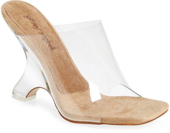 Bare Slide Sandal