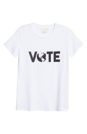 Treasure & Bond Vote Women's Graphic Tee | Nordstrom