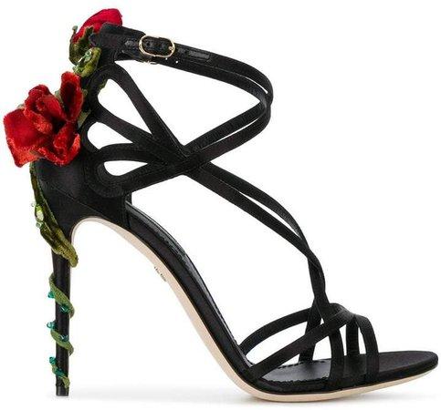 Jewel Keira heeled sandals