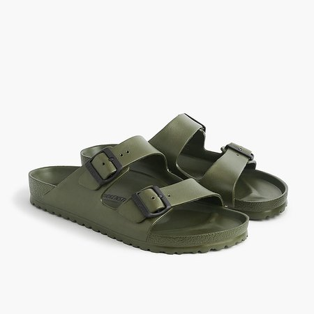 J.Crew: Birkenstock® Arizona Waterproof EVA Sandals For Men