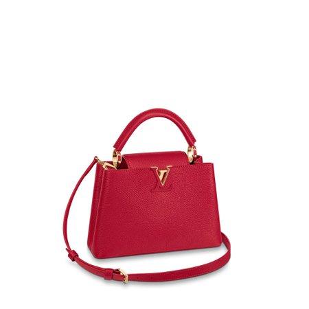 Capucines BB Capucines - Handbags | LOUIS VUITTON ®