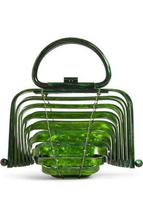 Cult Gaia The Lilleth Acrylic Handbag | Nordstrom