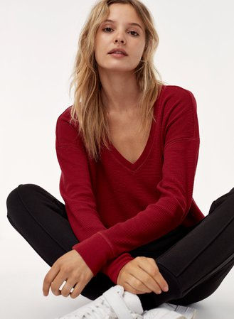 Tna CARA THERMAL | Aritzia US