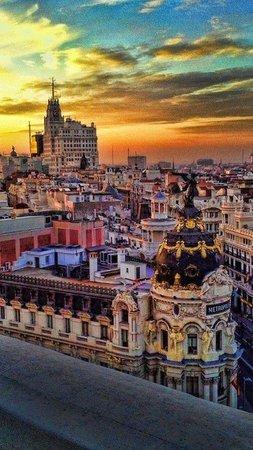 Madrid Beautiful Spanish City