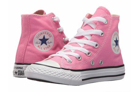 Cheapest Converse Kids Chuck Taylor® All Star® Core Hi (Little Kid) Pink Online. Limited Deal.