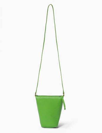 Neon Bucket Shoulder Bag