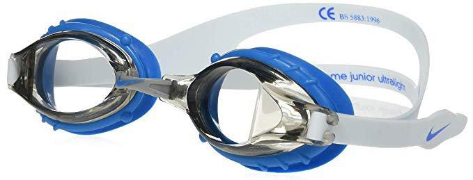 Amazon.com: NIKE Kids' Big Youth Chrome Swim Goggle, Turquoise Blue, One Size: Clothing