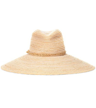 Jolly Rancher raffia hat