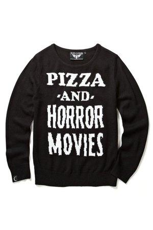 Horror Stayin In Knit Sweater - Shop Now   KILLSTAR.com   KILLSTAR - US Store