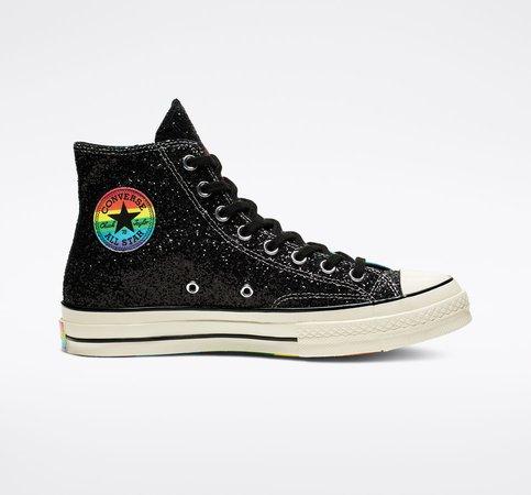 Chuck 70 Pride High Top Unisex Shoe. Converse