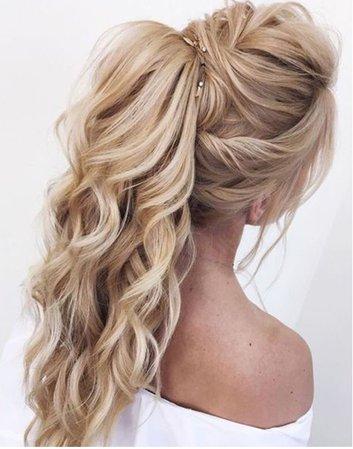 high ponytail #3