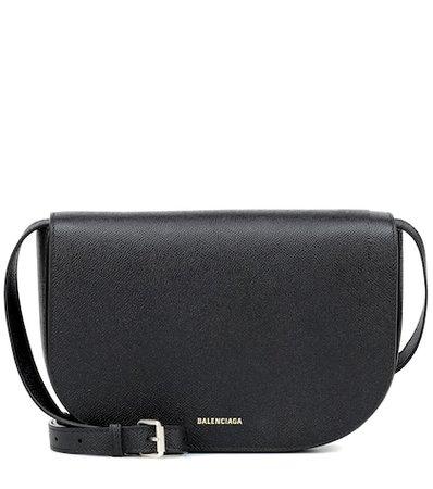 Ville Day leather shoulder bag