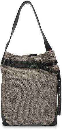 Discord Yohji Yamamoto Textured Bucket Bag