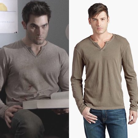 Teen Wolf Outfit Shoppe