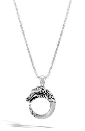 John Hardy Legends Naga Pendant Necklace | Nordstrom