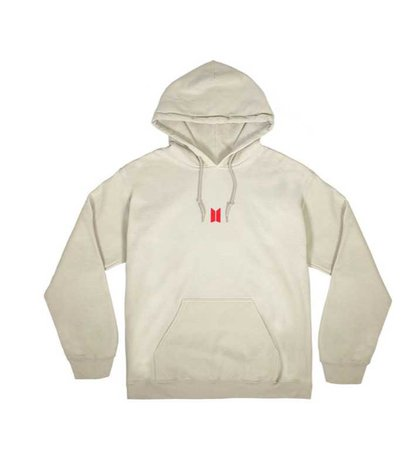 HOODIE [WHAT IS YOUR NAME : BEIGE]