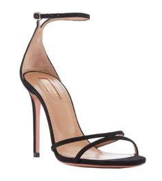 Purist Suede Sandals by Aquazzura | Moda Operandi