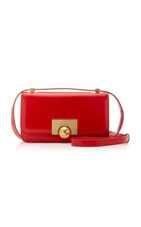 Leather Shoulder Bag By Bottega Veneta | Moda Operandi