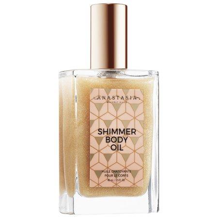 Shimmer Body Oil - Anastasia Beverly Hills | Sephora
