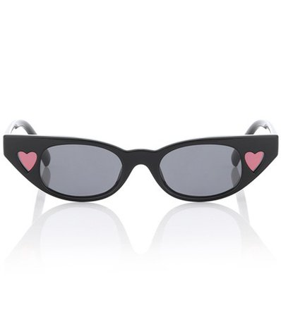 X Adam Selman The Heartbreaker sunglasses