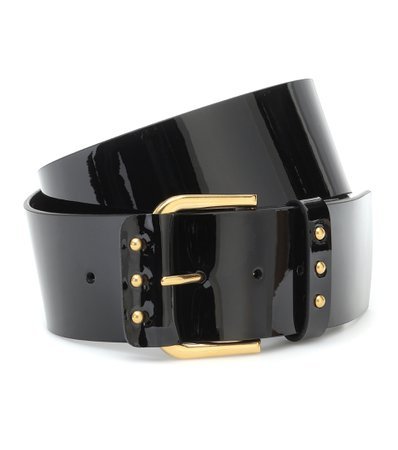 Saint Laurent - Leather belt | Mytheresa