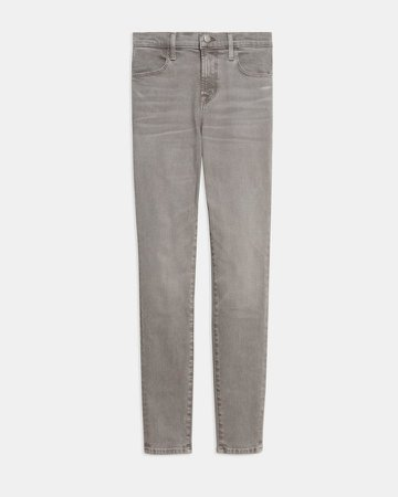 Maria High-Rise Skinny Jean in Stretch Denim