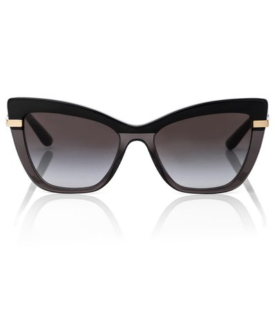 Dolce & Gabbana - Cat-eye acetate sunglasses | Mytheresa