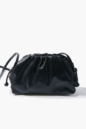 Snap-Top Crossbody Bag